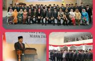 30 Anggota DPRD Kota Madiun, Resmi Dilantik