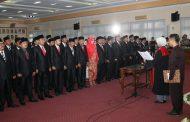 50 Anggota DPRD Bangkalan Periode 2019-2024 Resmi Dilantik