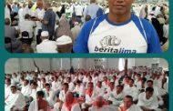 Abu Fahcri Doakan Dari Makkah Agar Beritalima Senantiasa Jaya