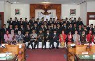 Anggota DPRD Tulungagung Masa Periode 2019 -2024, Dilantik
