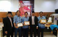 Pelti LLDIKTI IX Sulawesi Gelar Turnamen Tennis Antar Perguruan Tinggi