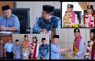 Sekdaprov Sampaikan Rasa Bangga Atas Prestasi Kedua Paskibraka Asal Provinsi Bengkulu