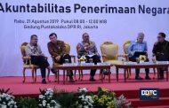 Waka: Tax Report Diharapkan Masuk Dalam Pembahaan Asumsi Tahunan APBN