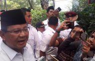 Dalam Peringatan Kemerdekaan RI ke-74, Prabowo Minta Elemen Bangsa Jaga NKRI