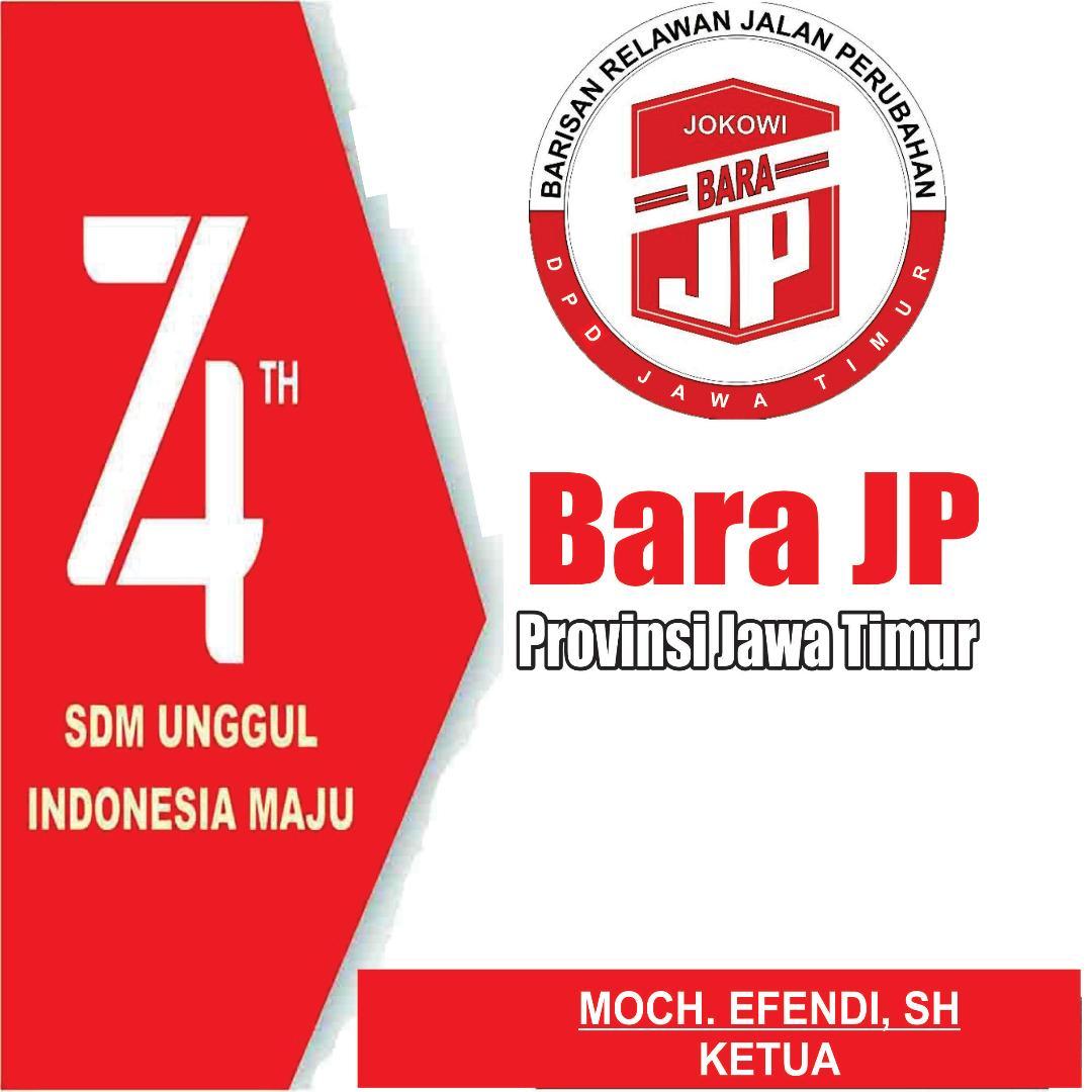 BaraJP Jatim Siap Kawal Lia Istifhama dan Abdullah Faqih di Pilwali Surabaya