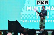 Buka Muktamar PKB 2019, Presiden Jokowi Bicara Soal Pembangunan SDM