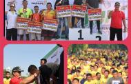 Charismatic 10 K Run Di Kota Madiun, Diikuti 2500 Peserta