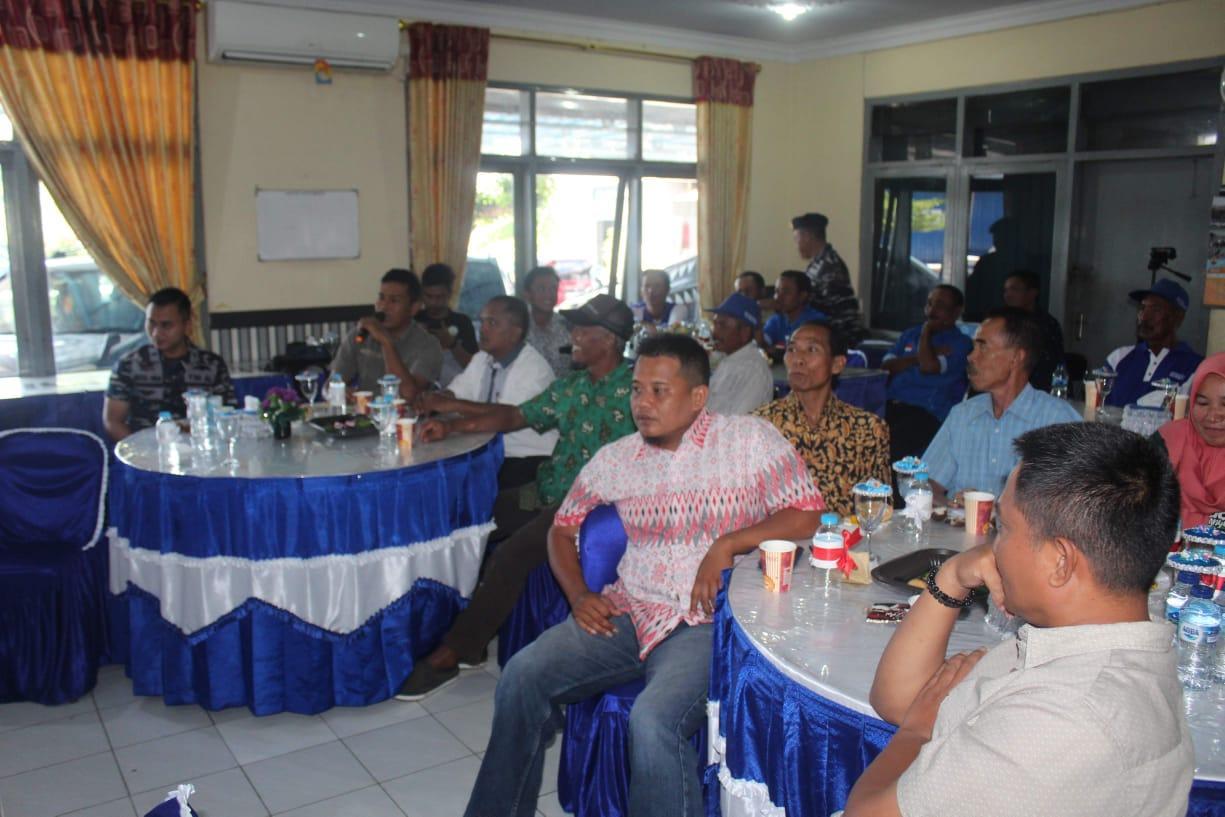 Coffee Morning Lanal Banyuwangi Bersama Pokmasmas Pokdarwis Kab. Bayuwangi