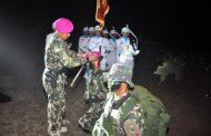 DANKORMAR Sematkan Baret Ungu Kepada 23 Perwira dan 173 Bintara Remaja