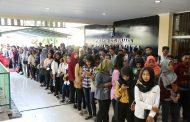 Sebanyak 7.300 Pencaker Bersaing Rebutkan 1.150 Lowongan di Bursa Kerja Terbuka