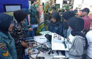 Di Independence Day Military Expo  2019, Lanal Yogyakarta Tampilkan Display Kehandalan SSAT