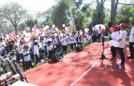 Family Gathering Para Kepala OPD Bersama Keluarga Khofifah