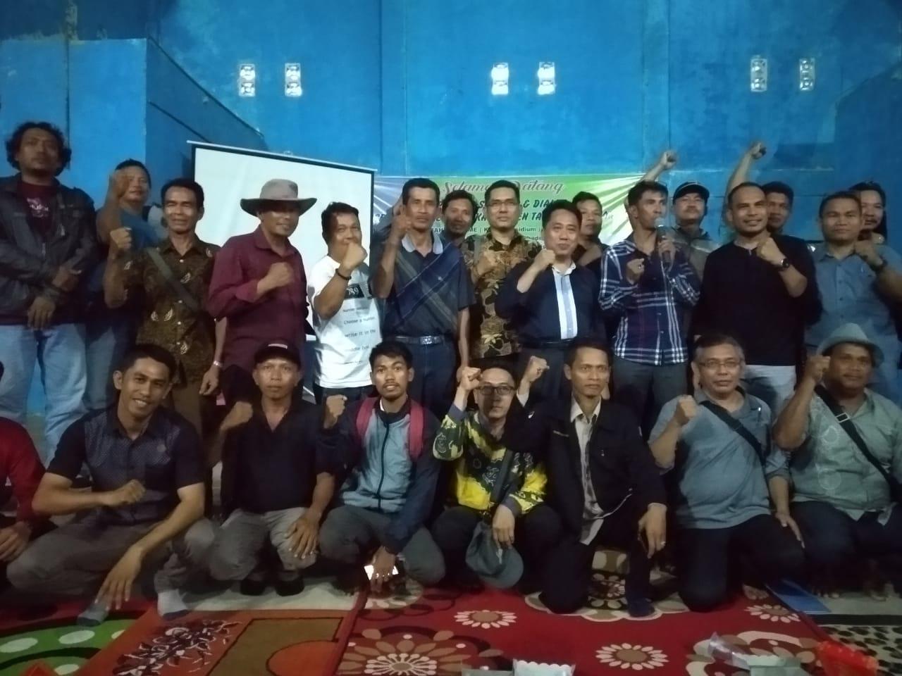 Forum Komunikasi Masyarakat Banua, Gelar Seminar & Dialog Untuk Mewujudkan Daerah Otonomi Baru