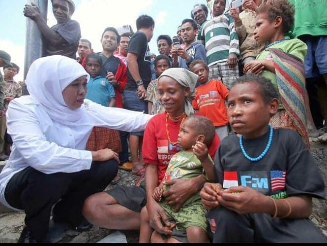 Gubernur Kirimkan Salam Papeda ke Masyarakat Papua Lewat Instagram