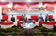 HUT RI Ke-74 DPRD Kabupaten Benteng Gelar Paripurna