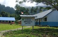 Guna Menjaga Konsentrasi Belajar Siswa, SMP Negeri 4  Mangoli Selatan  Perlu Dilengkapi Pagar Sekolah