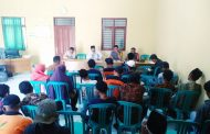 Kepala Desa Gondowulan Resmikan Pokdarwis Goa Simpen