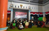 Meriahkan HUT Republik Indonesia Ke 74, Pemdes Aliyan Gelar Lomba Kuntulan
