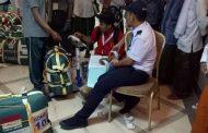 Dilarang Membawa Air Zam Zam, Jamaah Haji Asal Pulau Kangean Menangis