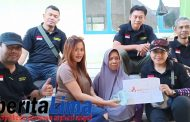 Netizen Polres Situbondo meriahkan Kemerdekaan Dengan Berbagi Kebahagian