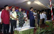Wakil Bupati Sumenep Achmad Fauzi Sambut Kedatangan Jama'ah Haji
