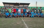 Berikan Semangat, Bupati Sumenep Nonton Pertandingan 8 Besar Bupati Cup 2019