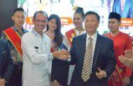 Perwakilan Zhang Zhou Fujian China Bahas Peluang Kerjasama Dengan Palembang