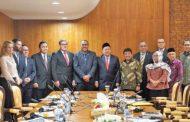 Peer Review BPK Diserahkan Ke Pimpinan DPR RI