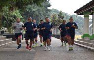 Jaga Postur Ideal Anggota  Kodim Wonosobo Lakukan Latihan Khusus