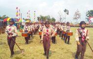 Menguak Kesiapan Marching Band MTS Kertek, Pengiring Upacara Hari Pramuka
