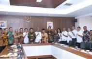Kementerian PUPR Serahkan Aset Negara Kepada Pemkot Palembang