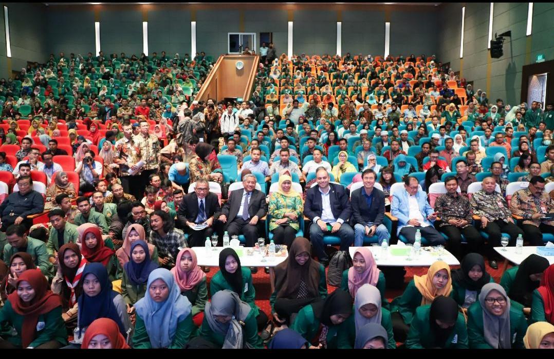 Khofifah Resmikan OPOP Training Center