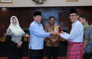 Pemkot Palembang Ajak FKDM Tanjungpinang Saling Belajar