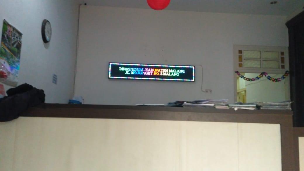 Belanja Mamin Dinsos Kabupaten Malang senilai Rp 145 Juta Diduga Bukti Tidak Riil