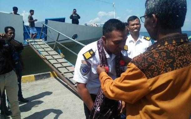 KM Agil Pratama 04 Layani Pelayaran Rute Kupang – Lewoleba – Larantuka PP