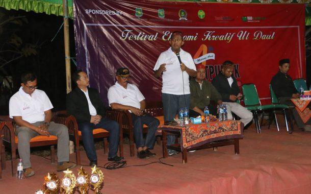 HUT Sorot Publik Membahana Dengan Festival Ekonomi Kreatif Musik Uldaul