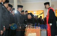 Harapan Bupati Sampang Terhadap Anggota DPRD Yang Baru