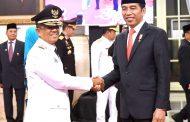 Presiden Jokowi Lantik Wakil Gubernur Sulawesi Tengah