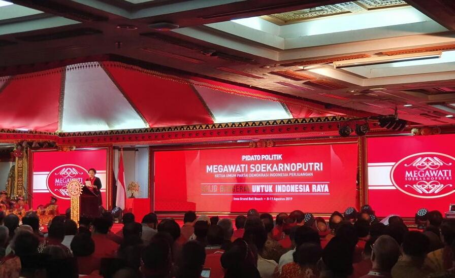 Berikut Susunan Lengkap Pengurus DPP PDI Perjuangan 2019 – 2024