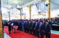 Pengucapan Sumpah Janji 50 Anggota DPRD Sumenep digelar di Pendopo Agung Keraton Sumenep