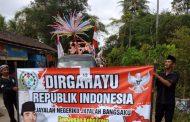 Kemeriahan Karnaval Budaya HUT RI Ke-74 di Desa Kebonrejo