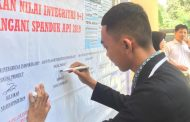 Inspiratif! Pelajar Bone ini sebarkan semangat berintegritas melalui kegiatan Integrity Campaign