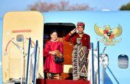 Usai Kongres PDIP V, Kapolda Bali Antar Keberangkatan Presiden Jokowi