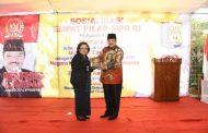 Di Depan Pelajar, Idris Laena Sampaikan Kekagumannya Kepada Indonesia