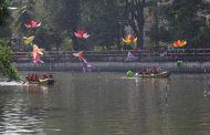 Kompetisi Dayung Perahu Karet Kembali Digelar Pekan ini