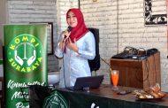 """Lia Istifhama: """"Jaga Kepekaan Sosial, Solidaritas dan Tenggang Rasa"""""""