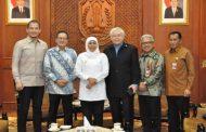 Tingkatkan Kualitas Pendidikan, PT Sampoerna Temui Gubernur Jatim