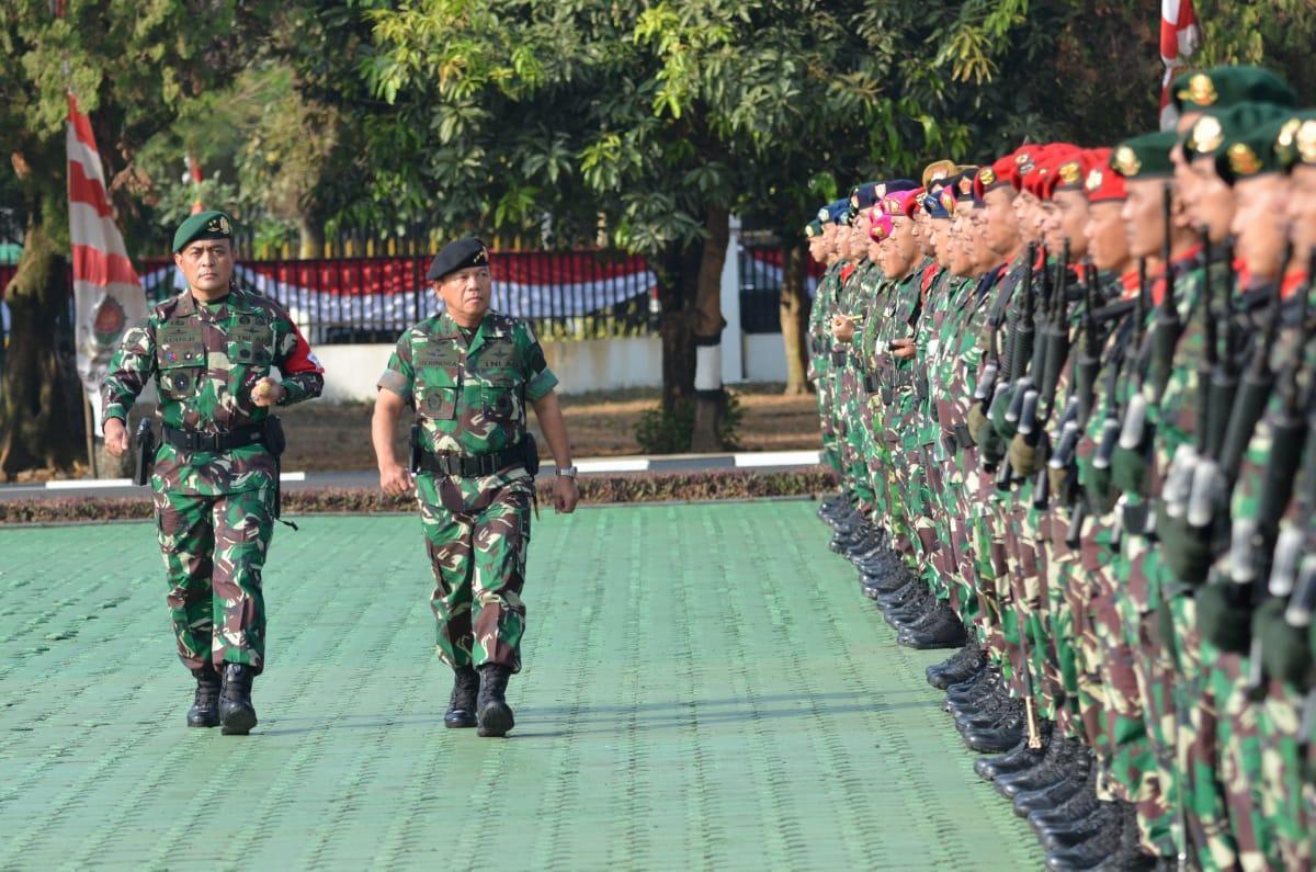 Panglima TNI : Latihan Gabungan Uji Kesiapsiagaan TNI Untuk Melaksanakan Kampanye Militer