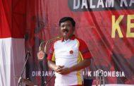 Panglima TNI Ikut Meriahkan Perlombaan HUT RI  Ke-74