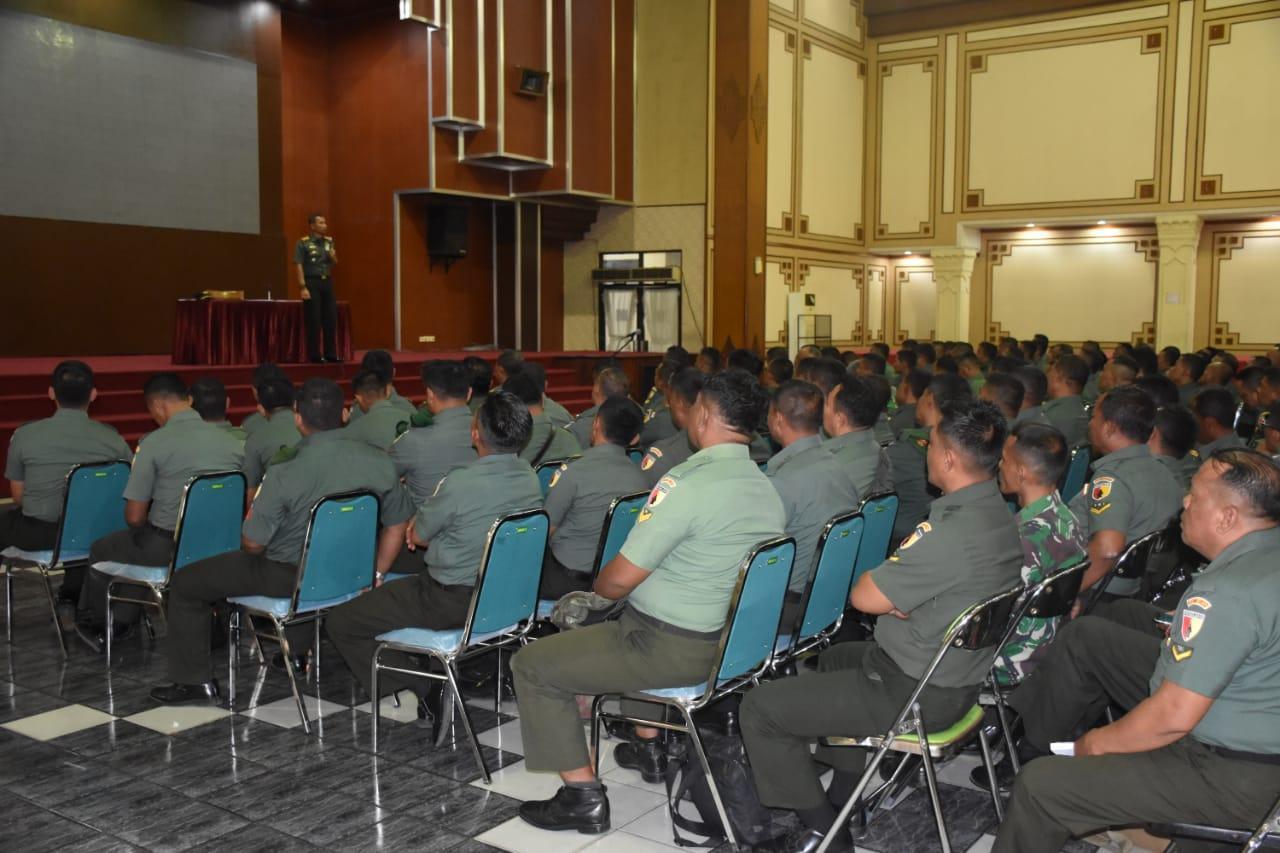 3 S, Jadi Pedoman Kinerja Babinsa di Surabaya